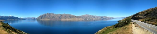 07 Lake Hawea nähe Wanaka