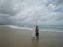 07 Ronald fertig nach dem Kampf mit den Wellen