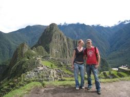 07 Wir in Machu Picchu