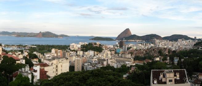 08 Blick auf Rio von Santa Teresa