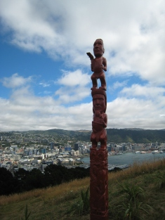 08 Maori Art und Wellington