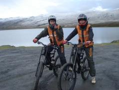 09 La Cumbre - Startpunkt unserer Biketour auf 4600 Meter über Null