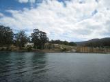 10 Blick auf Port Arthur von der Tasmanischen See