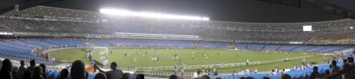 10 Das Maracana Stadion in Rio