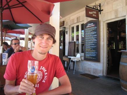 11 Das erste Wheat Beer seit 4 Monaten