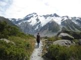 11 Trek durchs Hooker Valley