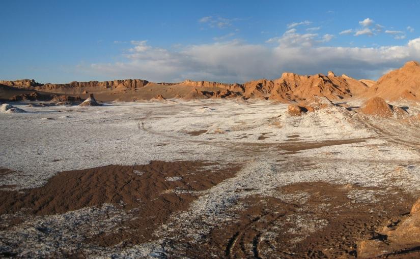Die trockenste Wüste derWelt