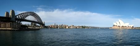 13 Harbour Bridge und Opera House