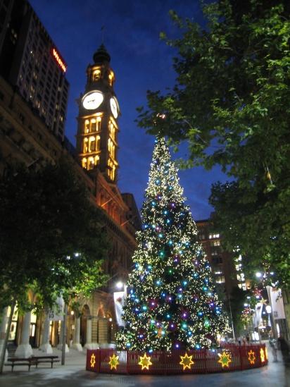 17 Endlich mal ein richtiger Weihnachtsbaum