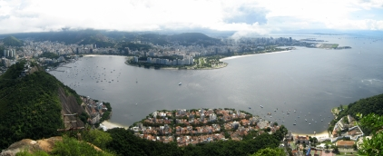 18 Blick auf Rio vom Zuckerhut