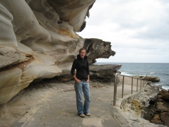 19 Wanderung entlang der Küste