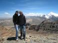 19 Wir auf dem Gipfel des Chacaltaya auf 5395 Meter über Null